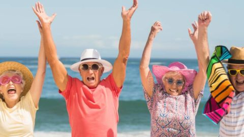 summer activities for seniors