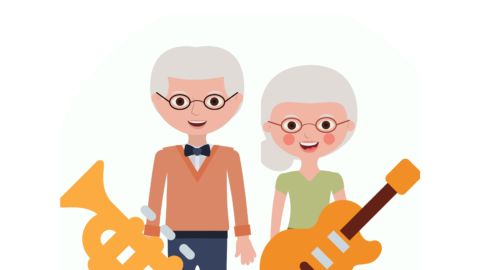 music therapy for senior adults