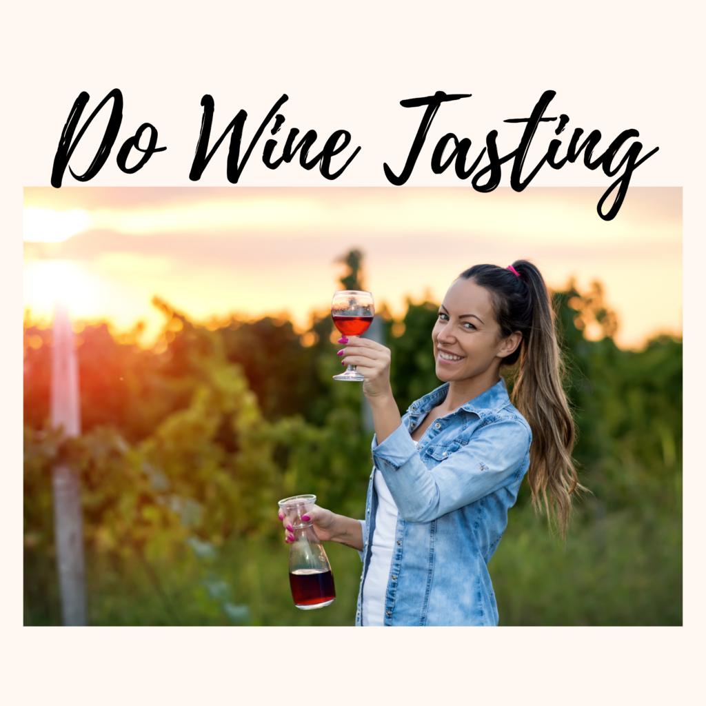 Do Wine Tasting