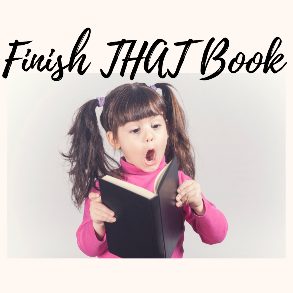 Finish THAT Book